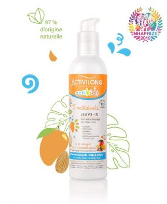 ActiKids Ti Milkshake leave-in conditioner for curly, frizzy hair 240ml